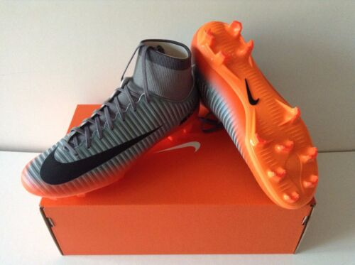 Genuine Nike Mercurial Victory VI CR7 DF FG Football Boots/Sockboots  UK 5.5-10