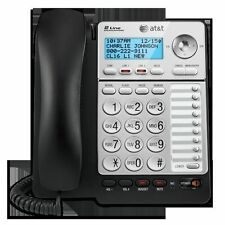 AT&T 2 Line Speakerphone Ml17928 Corded Telephone Caller ID