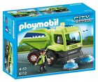 PLAYMOBIL Street Cleaner - City Action 6112