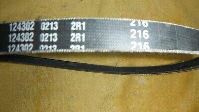 Scag Tiger # 482716 Cub Pump Drive Belt # 482531
