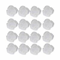 100pcs Disposable Clear Shower Water Ear Protector Cover Free Shipping