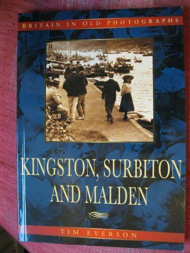 New, Kingston, Surbiton and Malden, Tim Everson, Book