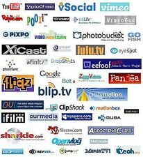 Manual Video Submission Service to 35 Video Sharing Websites  - Google SEO