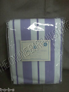Pottery Barn Kids Spring Stripe Drapes Panels Window