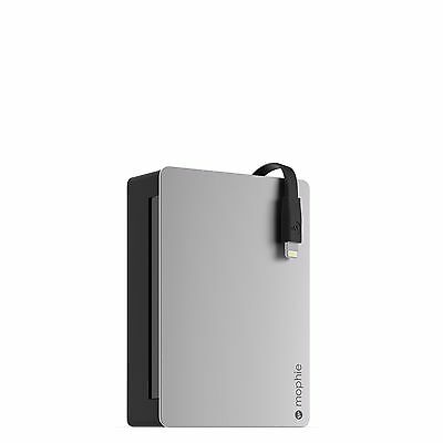 Mophie Powerstation Plus 8X With Lightning Connector 12000 mAh External Battery