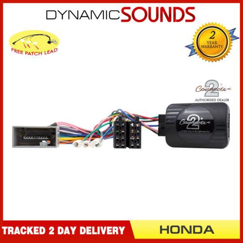 CTSHO003.2 Steering Wheel Control Adaptor Patch Lead For HONDA Ballade 2011/>