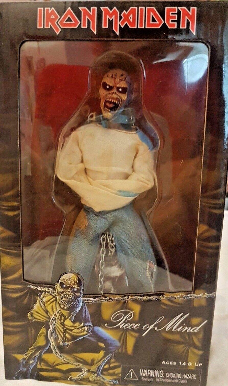 Iron Maiden Piece of of of Mind Clothed Eddie Scatola Box - Neca 20cm - Action Figure 1c7f19