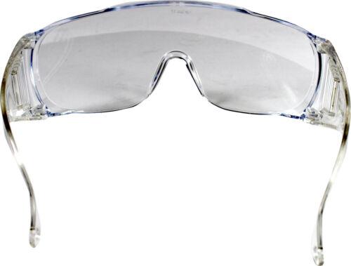 1 pezzi LABORATORIO OCCHIALI PROTETTIVI PC trasparente in vetro trasparente Occhiali Protettivi Di Medi-Inn
