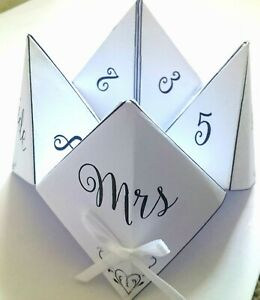 How To Make Paper Finger Game | Easy Origami Fortune Teller By ... | 300x260