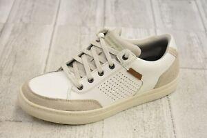 e63cfe33 Skechers Elvino Lemen Casual Shoes - Men's Size 6.5 - Off White NEW ...