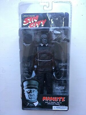 "Bnib Neca 7.5"" Sin City Manute Sereis 1 Action Figure B&w Frank Millers Film, Tv & Videospiele Action- & Spielfiguren"