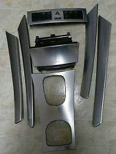 MERCEDES BENZ W203 C230 C240 C320 CENTER CONSOLE DOOR TRIMS & SWITCHES 01- 05