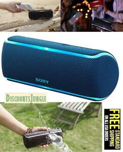 SONY srs-xb21Portable Bluetooth Speakers,Waterproof 24hr Battery Party lights