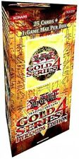 2011 YUGIOH CARDS GOLD SERIES 4 Booster PACK Pyramid Edition SEALED!