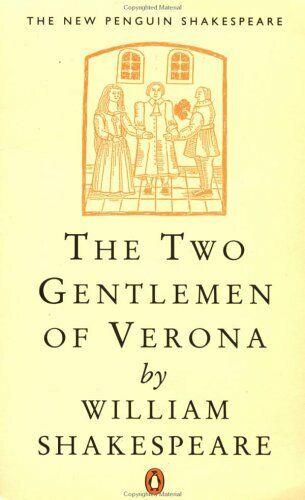 Zwei Herren Of Verona Taschenbuch William