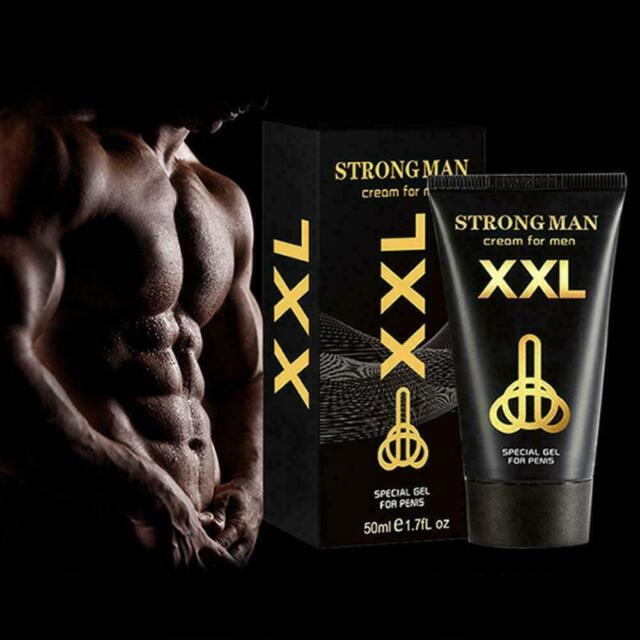 NEW Titan Gel Strong Man XXL Penis Extender Cream Delay Premature  Ejaculation