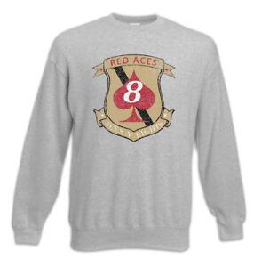 Galactica sweater Rode azen Battlestar patch Space Pullover Fun Ship logo Top 0gHpqg