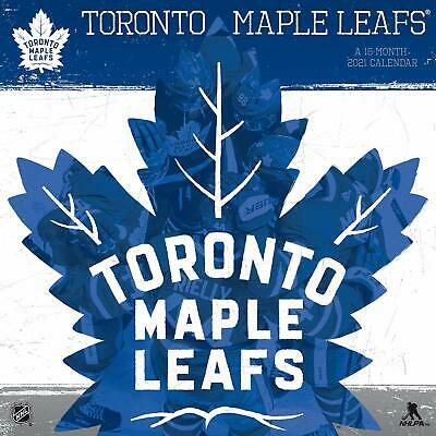 TORONTO MAPLE LEAFS - 2021 WALL CALENDAR - BRAND NEW - 214168 | eBay