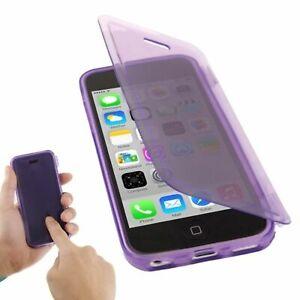 Housse-Etui-de-Protection-Pare-Chocs-Sac-Coque-TPU-pour-Portable-Apple-IPHONE-5C