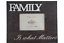 Photo-Frame-Family-Retro-034-Family-is-What-Matters-034-Black-amp-White-4x6-034-SG1408 thumbnail 2
