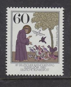 WEST-GERMANY-MNH-STAMP-DEUTSCHE-BUNDESPOST-1982-GERMAN-CATHOLIC-CONGRESS-SG-2003