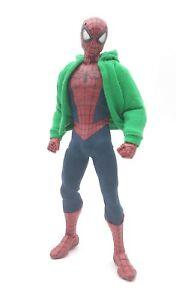 No Figure M Size Green Hoodie Jacket for Mezco Punisher Marvel Legends
