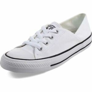 Converse Coral Ox White Low Top Women's