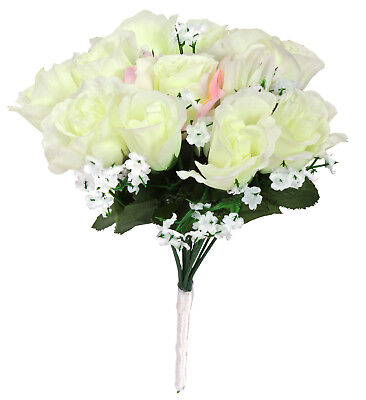Bouquet Della Sposa Nubilato Costume Accessorio-mostra Il Titolo Originale I Cataloghi Saranno Inviati Su Richiesta