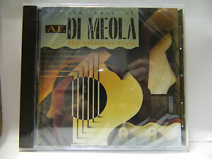 CD-AL-di-MEOLA-Best-Of-MANHATTAN-1992-NEU-amp-OVP