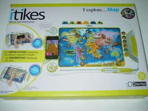Little-Tikes-626388GR-iTikes-Map-Explorer-Lern-Karte-fuer-iPhone-und-iPad