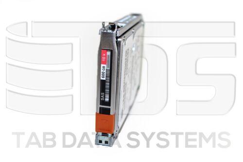 "EMC V5-2S10-600 600GB 10K 2.5/"" SAS Hard Drive HDD for VNXe1600"