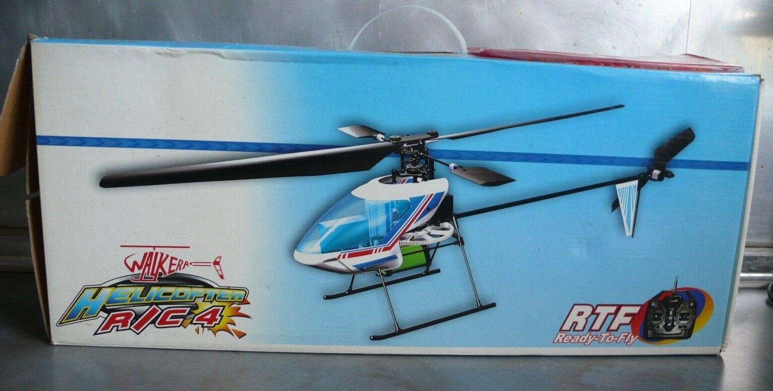 WALKERA Helicopter R/C 4 nuova merce