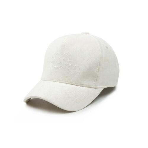 Unisex Mens Womens Teamlife Studio Royal Suede Casual Baseball Cap Trucker Hats