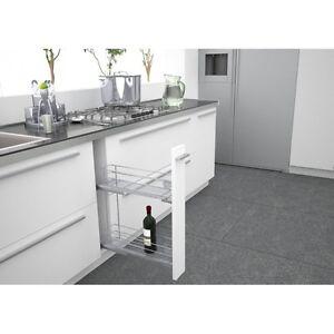 Küchen Unterschrank Mit Auszü unterschrank schrankauszug küchenauszug auszug küchen cargo mini o2g
