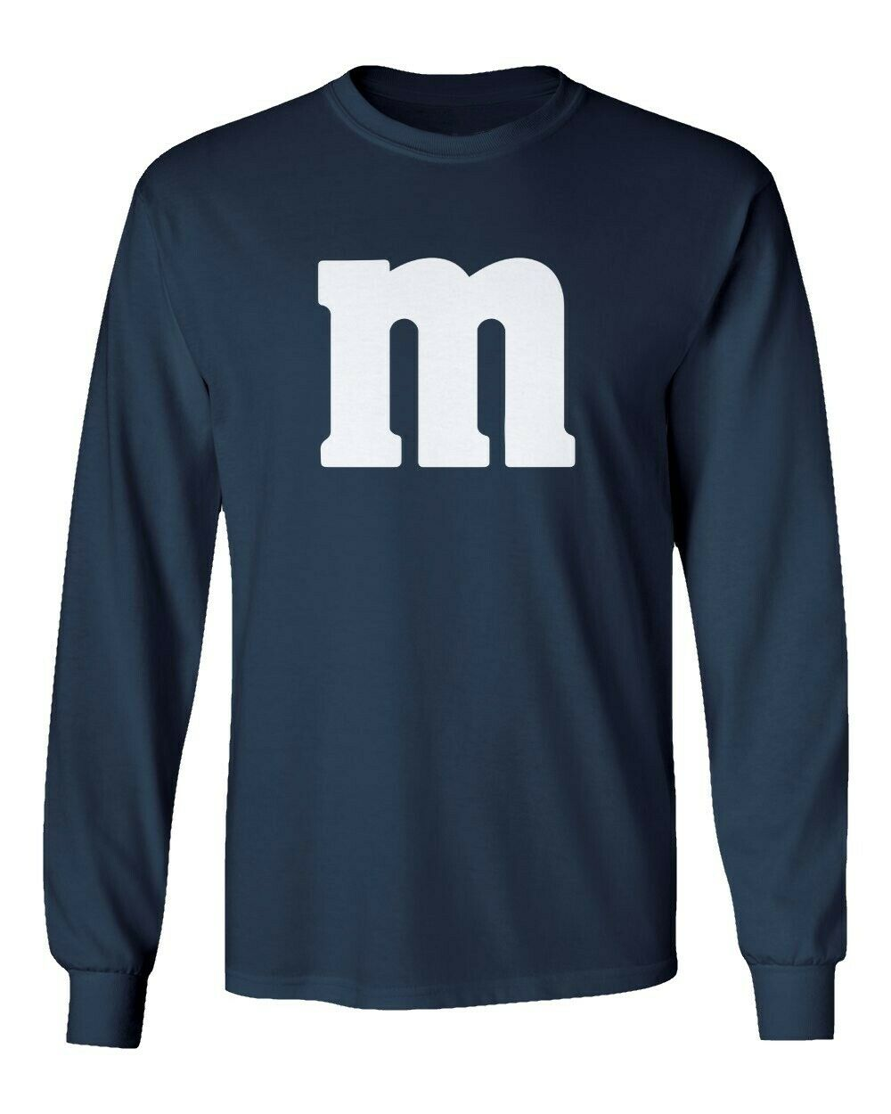 9 COLOR CHOICES SM-5XL M /& M T-Shirt Halloween T shirt Costume M and M