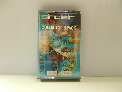 Compiacente Sinclair Zx81 Collectors Pack,- Per Migliorare La Circolazione Sanguigna