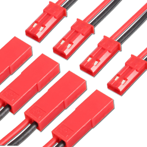 JST-BEC-Stecker-Buchse-10cm-15cm-20cm-30cm-Kabel-Lipo-Akku-20AWG-2-4-5-10-15-20