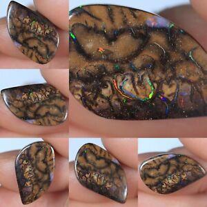 7-17-CW-Natural-AUSTRALIA-KOROIT-Boulder-Opal-Stone