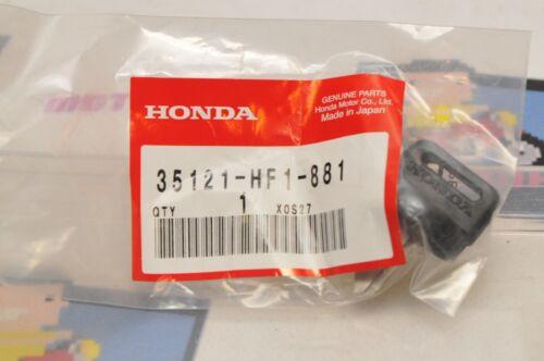 TRX NOS OEM Honda 35121-HF1-881 KEY BLANK UNCUT IGNITION AXX//BXX TYPE 1