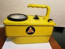 Civil Defense Radiation Meter Cdv 717 Frankenstein U235 Victor