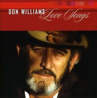 Don Williams - Love Songs [new Cd] on Sale