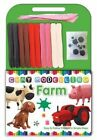 Clay Modelling Book - Farm by North Parade Publishing (Novelty book, 2014)