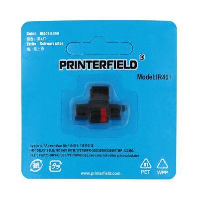 10 ink roller ribbon for Casio calculator HR100TM FR2600 FR2650A FR520 IR40T