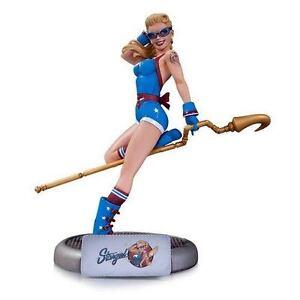 DC-Comics-Bombshells-Stargirl-Statue-DC-Collectibles-Pin-Up-Girl-Figure