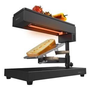 Appareil à raclette plancha Électrique Cecotec Cheese&Grill 6000 600W Noir