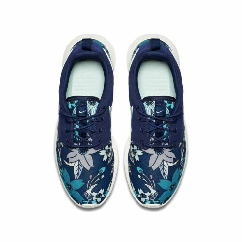ColBlu 431 Midnight Sneakers Roshe Wmns Prem Print One Basse 749986 OkZiXuP