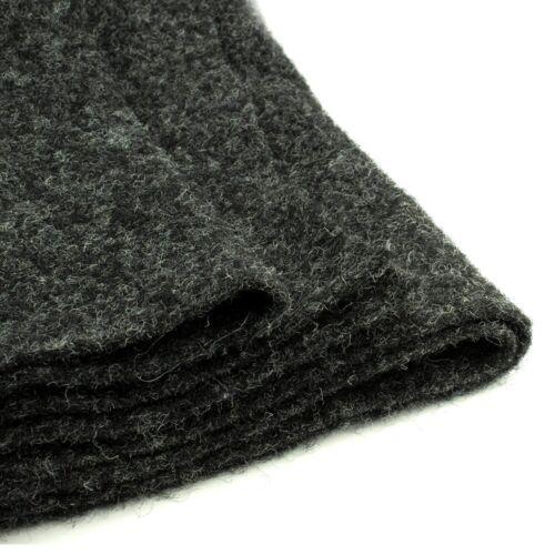 10,07€//m² Stinger STLCHAR Bezug Stoff Teppich Kofferraum dunkelgrau 1,24m²