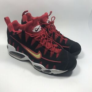 sports shoes 9a5b3 b380b Details about Nike Air Max Griffey max nm Red black Shoes Size 11 Sneakers  429749-006