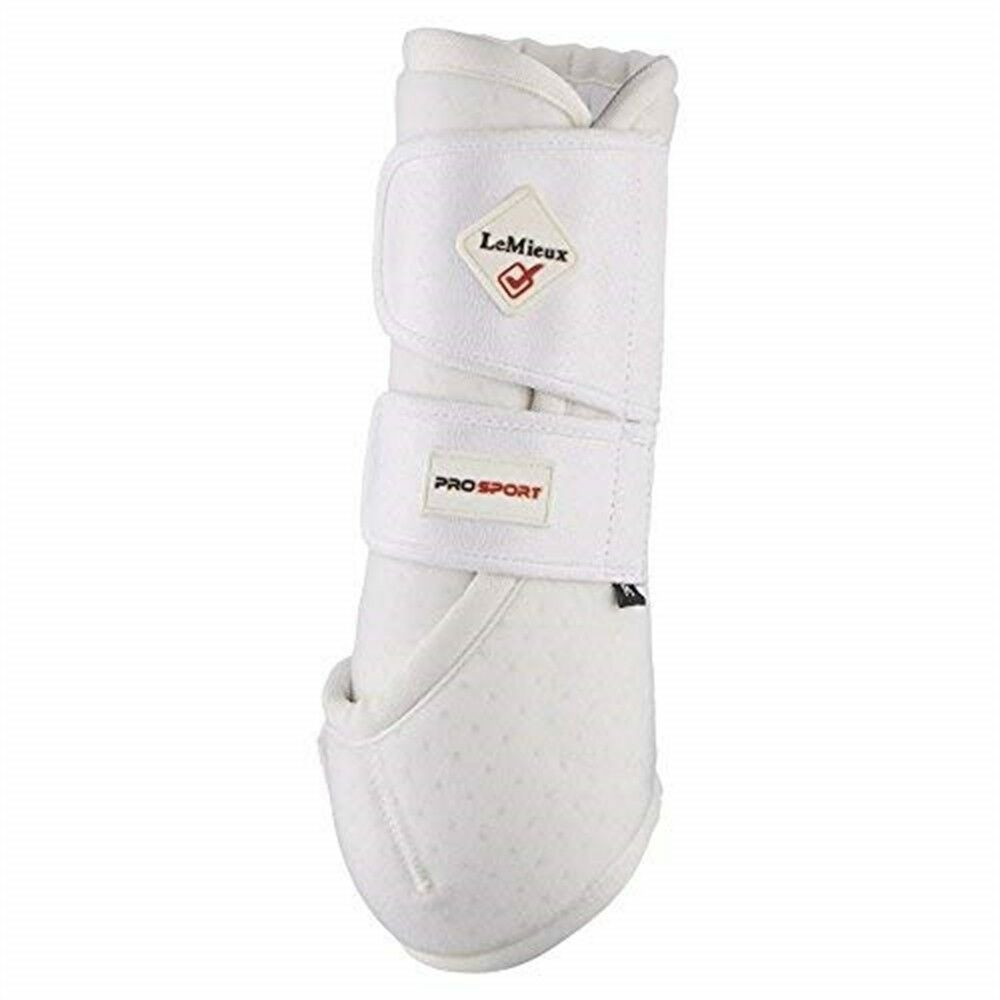 Lemieux Prosport Support Boot  - White - Small  wholesale price