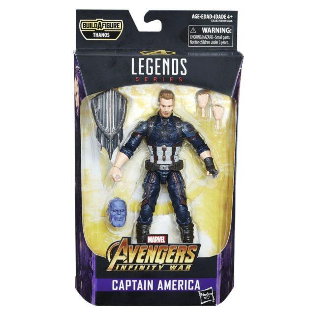 CAPTAIN MARVEL Action Figure Avengers Infinite Marvel Legends